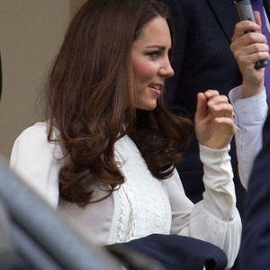 Ted baker Blouse Kate Middleton